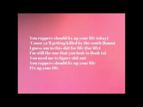 M.I Abaga - You Rapper Should Fix Up Your Lives Official Lyrics