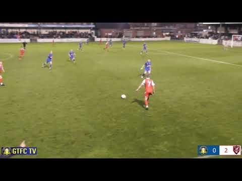 Gainsborough Scarborough Goals And Highlights