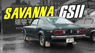 A Handful Remain: 1971 Mazda Savanna Coupe GSII (S102A/RX3)