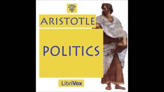 Politics by Aristotle (FULL Audio Book) book 1