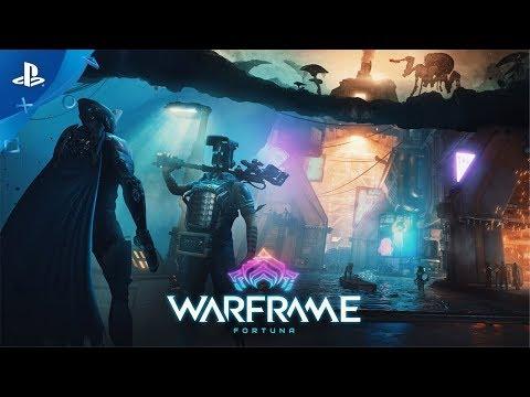 Warframe - TennoCon 2018: Fortuna & Railjack - Full Demo | PS4