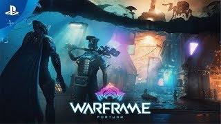 Warframe - TennoCon 2018: Fortuna & Railjack - Full Demo | PS4