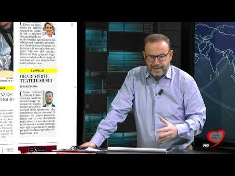I giornali in edicola - la rassegna stampa 23/02/2021