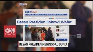 Gambar cover Besan Presiden Jokowi Meninggal Dunia