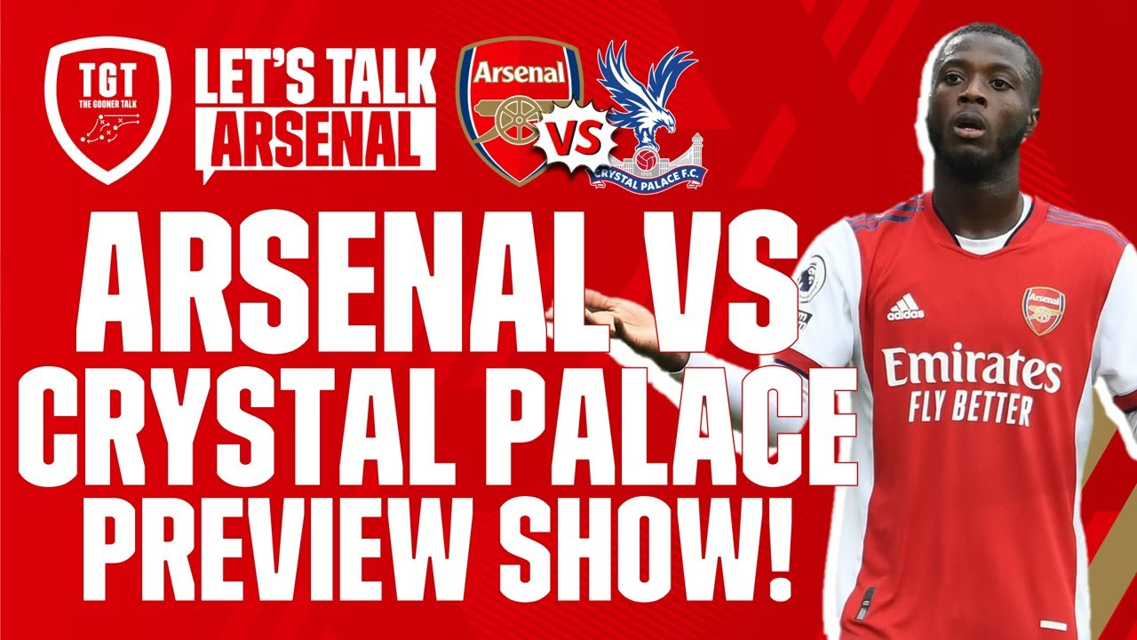 Arsenal vs. Crystal Palace: Time, TV, streaming, betting odds for ...