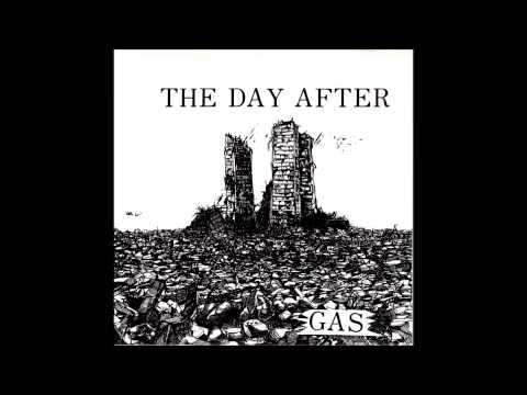 """GAS 2nd Flexi """" THE DAY AFTER """" ガス ナルミ"""