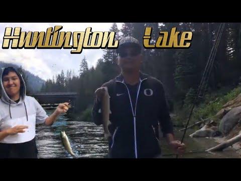 Huntington Lake Fishing-2018