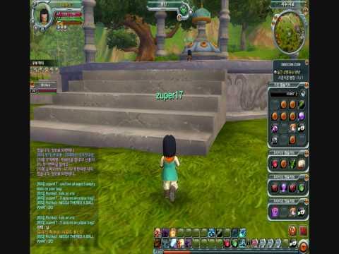 Dragonball Online Summoning Shenron