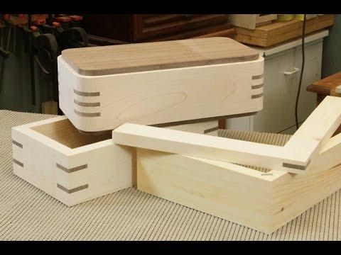 Les assemblages cl s trucs d 39 atelier avec denis fortin youtube - Assemblage bois japonais ...