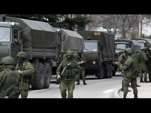 Ukraine crisis Moscow 'to help free European observers :Breaking News 26 April 2014