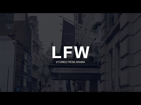 Stories From Arabia (London Fashion Week)