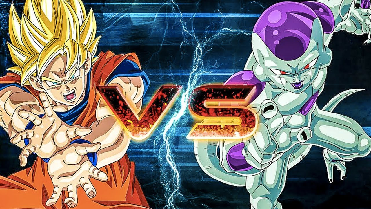 download goku vs frieza full fight