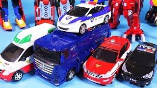헬로카봇 펜타스톰 5단합체 또봇 Hello Carbot Pentastorm TOBOT robot car toys