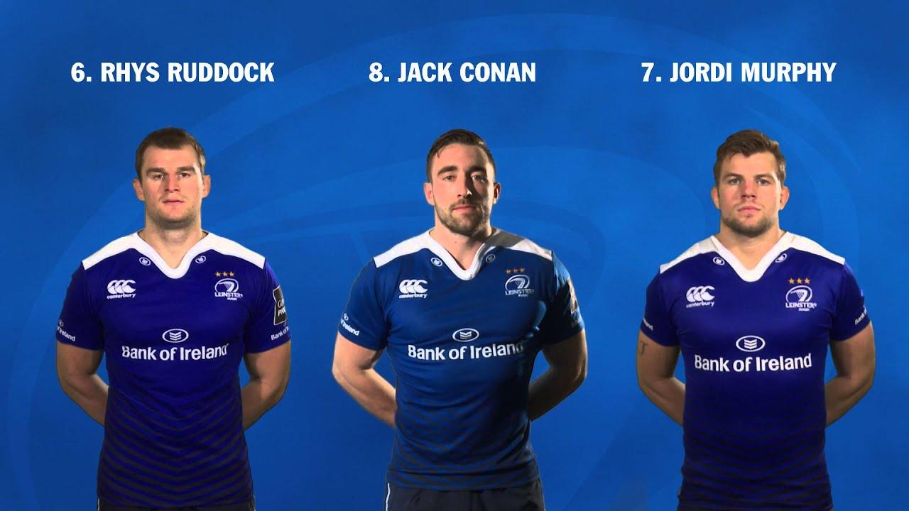 b4599cf6418 Cardiff Blues v Leinster - Team Announcement - YouTube