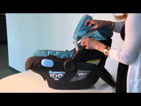 UPPAbaby MESA Canopy Removal