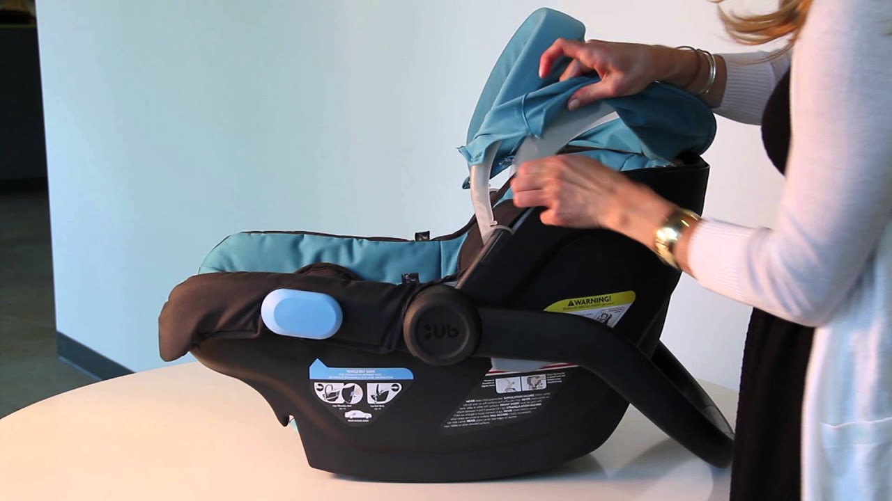 & UPPAbaby MESA Canopy Removal - YouTube