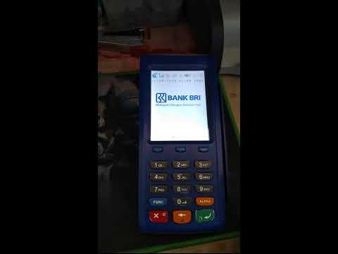 Cara bayar Telkom/Indihome di EDC BRILink