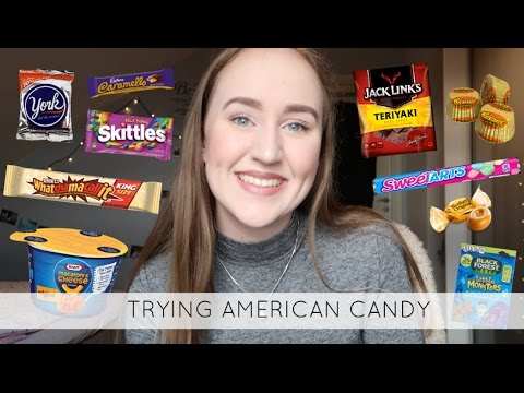 EXCHANGE YEAR USA 2017/2018 - #5 Tasting American Candy
