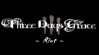 Three Days Grace - Riot (Instrumental/Karaoke!)