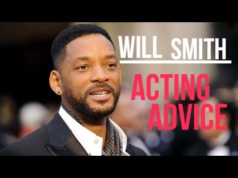Will Smith Acting Advice