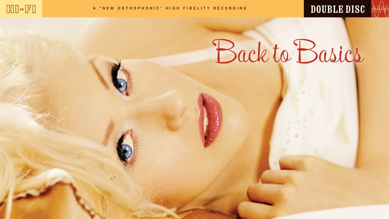 Christina Aguilera - 3. Back In The Day - YouTube