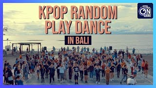 [KPOP DANCE IN PUBLIC CHALLENGE] KPOP RANDOM PLAY DANCE IN BALI, INDONESIA