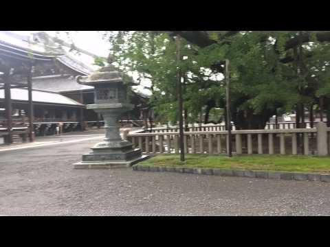 [Japon#5] Silence radio dans un des temples de Kyoto