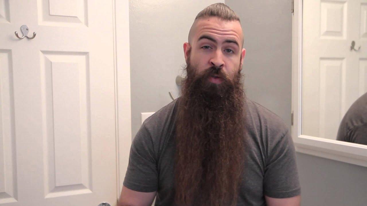 the brush every bearded man needs youtube