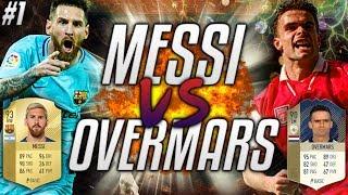 HATALMAS MECCSEK! -  FIFA 18 MESSI VS OVERMARS #1