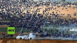 Disturbios durante la