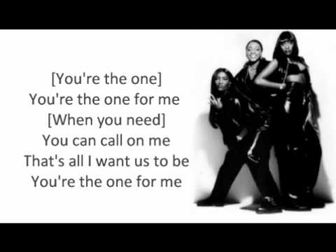 SWV - You're The One with LYRICS