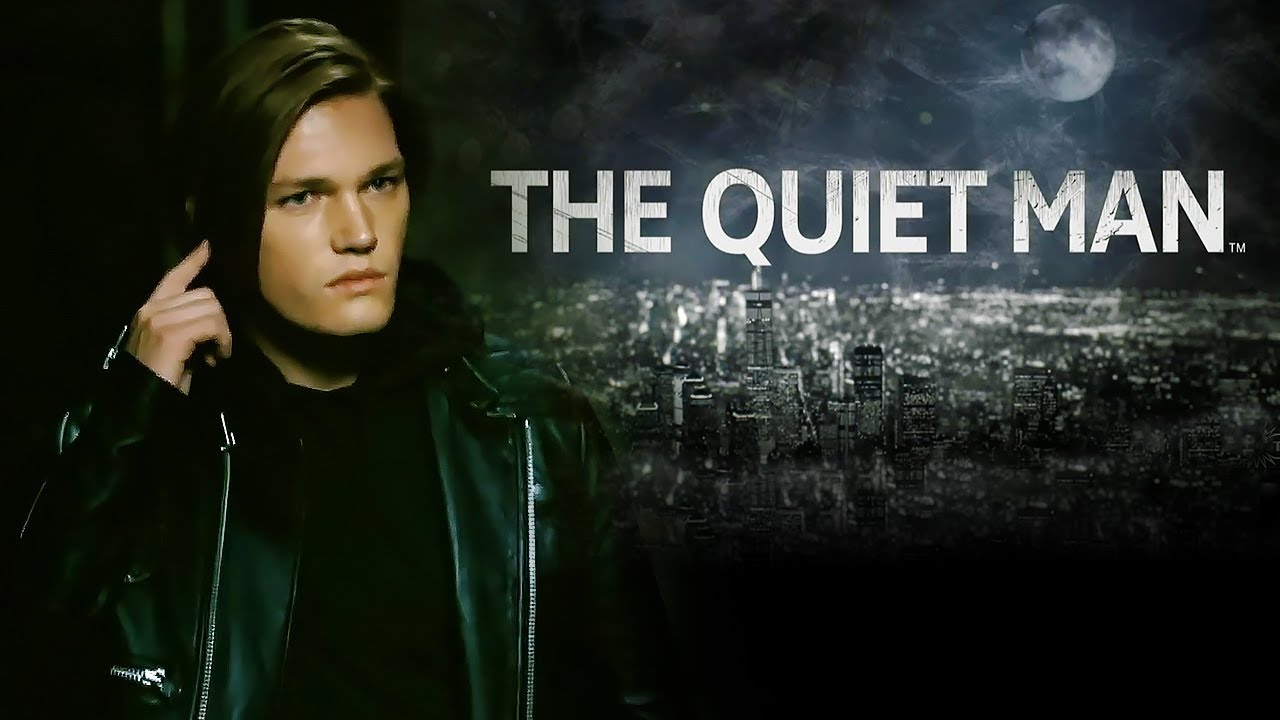 Image result for quiet man squareenix