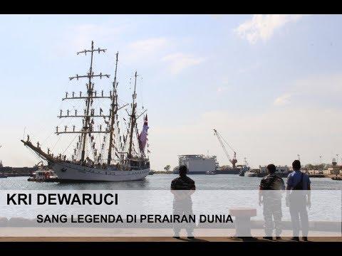 Bukan Kapal One piece!! KRI Dewaruci Sang Legenda Perairan Dunia