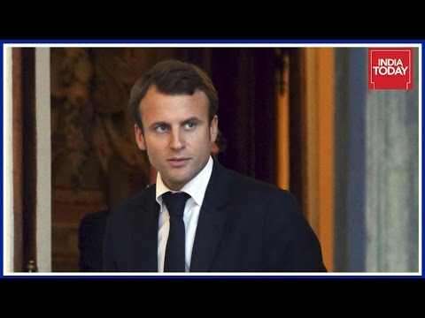 Monsieur Macron : Youngest President Of France, Emmanuel Macron