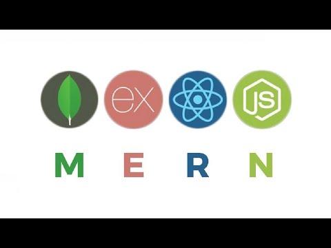 Hướng dẫn Full Stack MERN (MongoDB, MongoDB, React, Node)