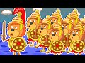 Lion Family Official Channel | Superheroes №4. Troy | Cartoon for Kids