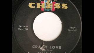 Watch Buddy Guy Crazy Love video