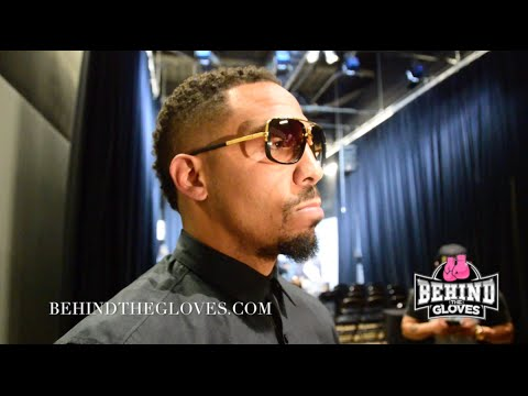 ANDRE WARD ON CHAD DAWSON CALLING HIM OUT ON TWITTER/+ KOVALEV/ FROCH