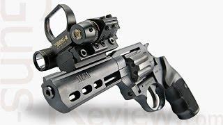 ALFA 440 Револьвер под патрон Флобера. Обзор Guns-Review.com