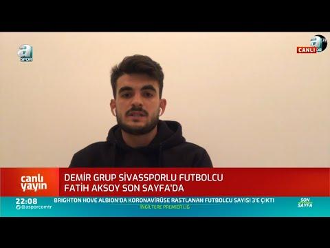 Fatih Aksoy: \