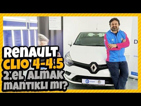 Renault Clio 4 Detaylı İnceleme - Clio'nun Artıları, Eksileri, Kronik Sorunları