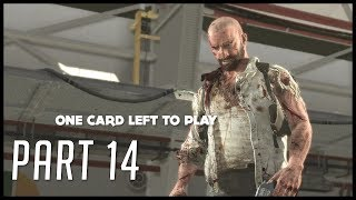 Max Payne 3 PC |Hard| 100% Walkthrough 14 (One Card Left to Play)
