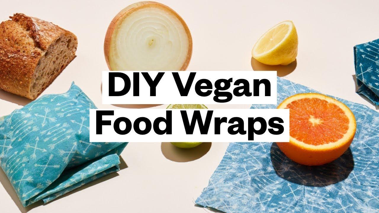 Diy Vegan Food Storage Wraps Thrive Market