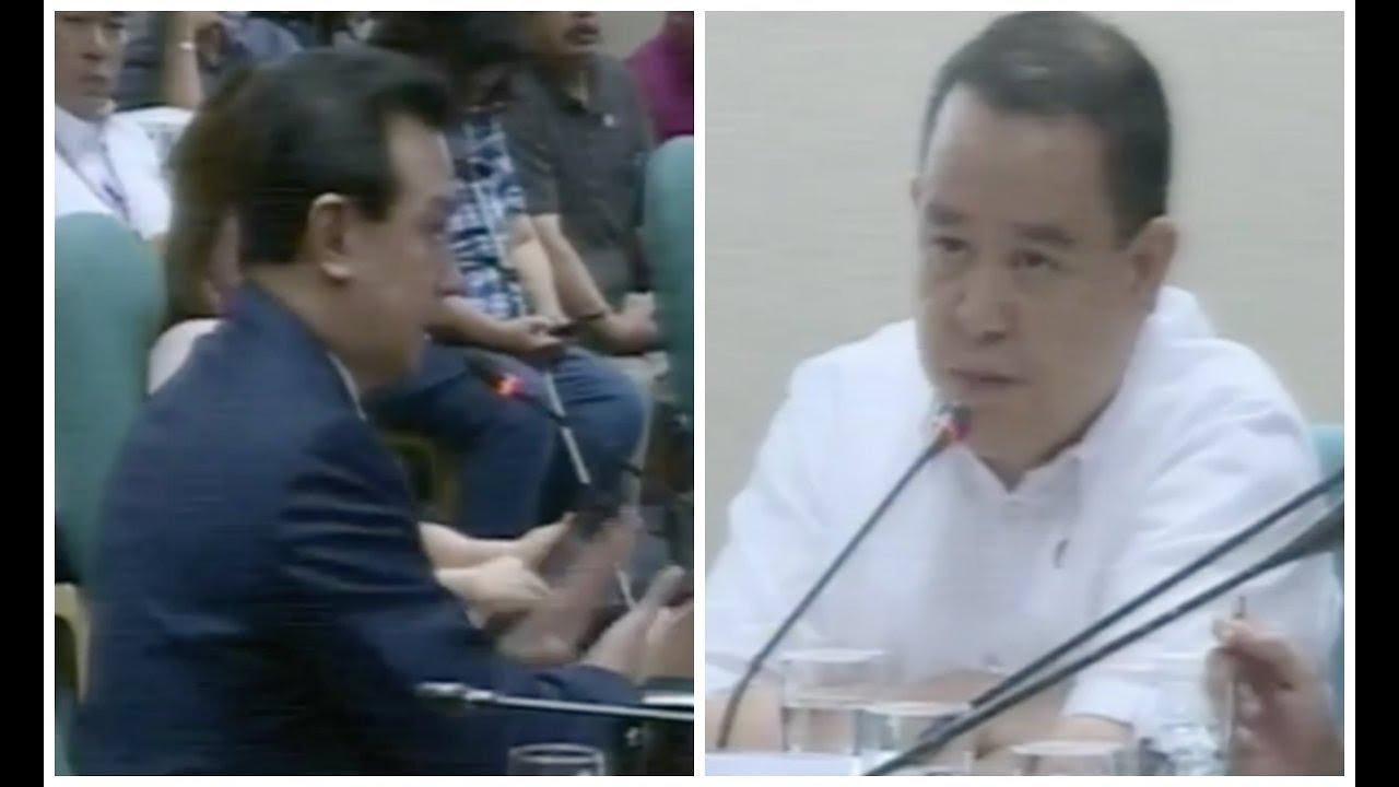 Calida skips Senate budget hearing