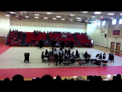 "Weslaco High School ""Purple Reign"" Percussion Ense"