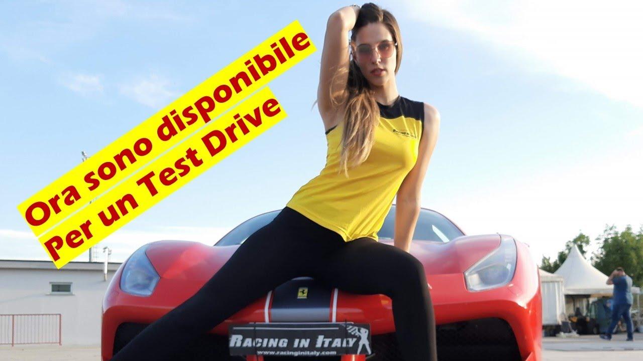 Racing in Italy esperienze di guida sportiva per tutti.