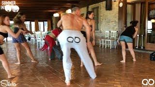 MAGENTA RIDDIM + BIG TRUCK DANCE CHALLENGE + REBOLA @ SUMMER INTENSIVE ITALY