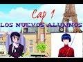 Mi Princesa Cap 1 Los Nuevos Alumnos mp3