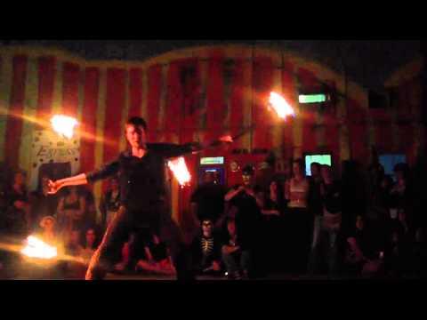 San Diego Dia De Los Muertes Cabaret 2012
