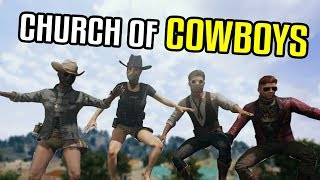 Funny Voice Chat - PUBG - ⛪Church of Cowboys⛪